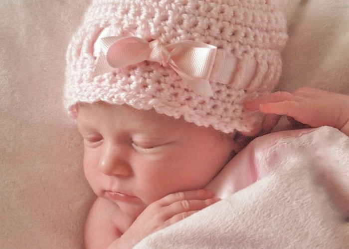 il_fullxfull.306957664_grande 20 Marvelous & Catchy Crochet Hats for Newborn babies