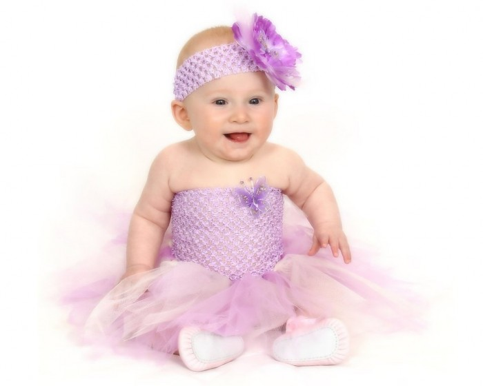 il_fullxfull.342196833 25 Magnificent & Dazzling Collection of Crochet Dresses for Baby Girls