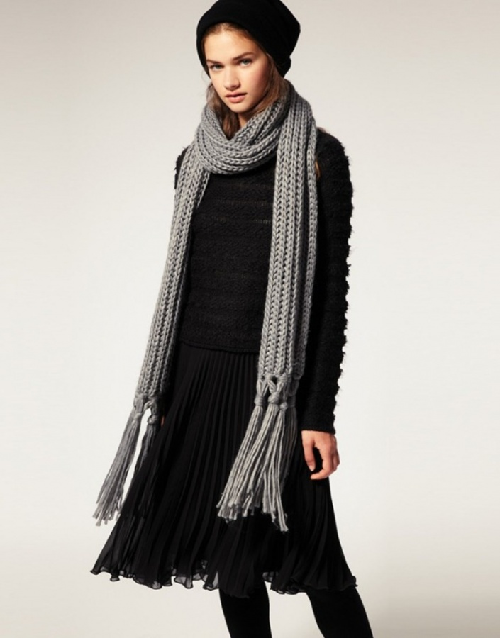 image1xxl Best 10 Scarf Trend Forecast for Fall & Winter 2019