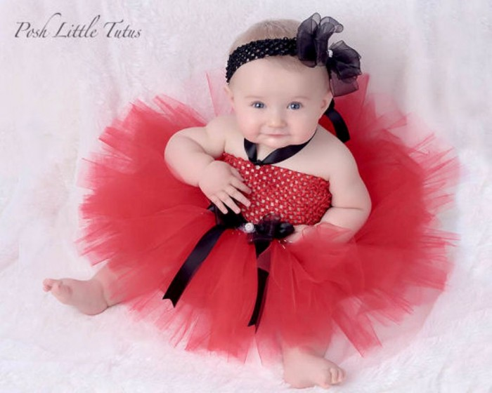 luxurypearlblackdress 25 Magnificent & Dazzling Collection of Crochet Dresses for Baby Girls