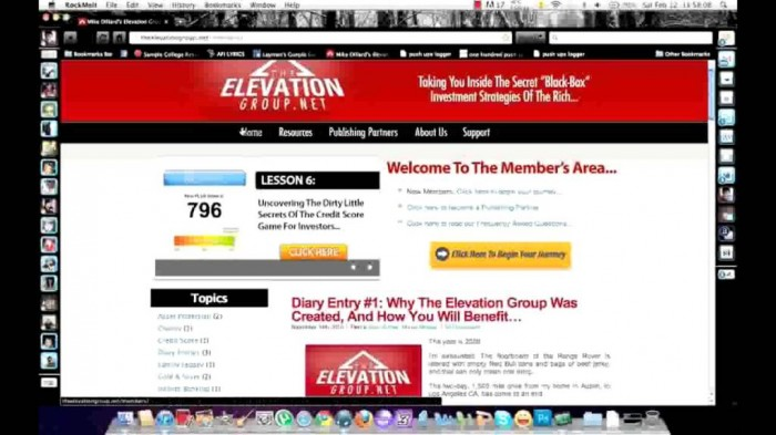 maxresdefault The Elevation Group for a Better Financial Future