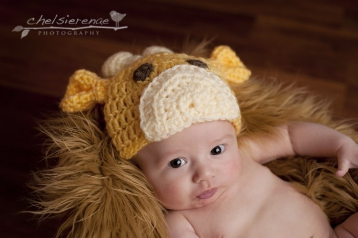 newborn-hand-crocheted-baby-giraffe-hat-32213-2 11 Tips on Mixing Antique and Modern Décor Styles