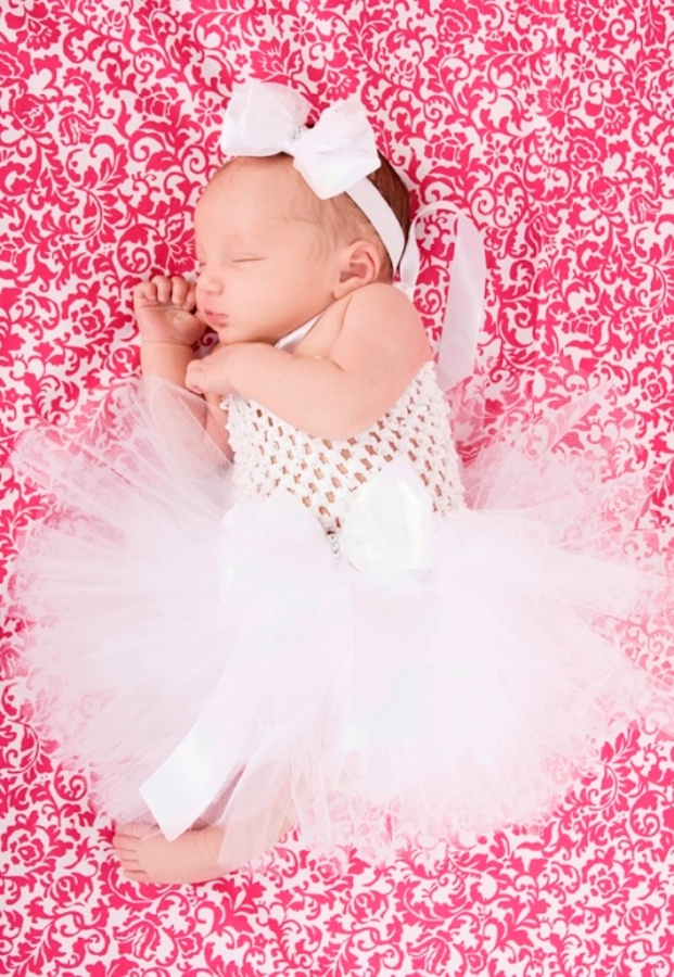 newborn_christening2 25 Magnificent & Dazzling Collection of Crochet Dresses for Baby Girls