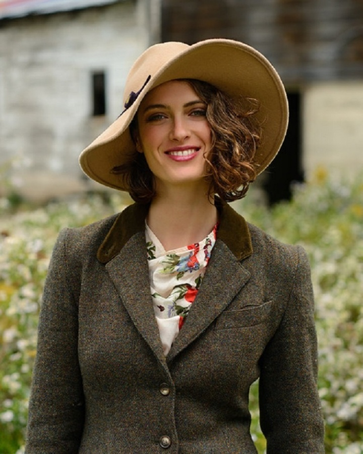 nougat-hat Top 15 Hat Trend Forecast for Fall & Winter 2020