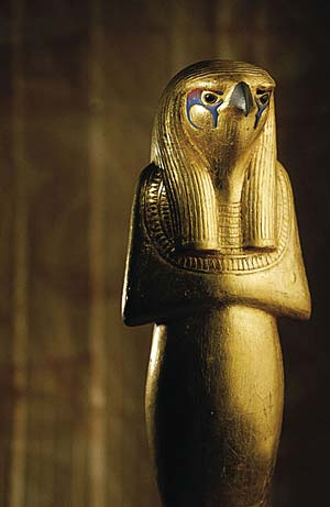 page_205 39 Most Famous Pharaohs Gold Statues