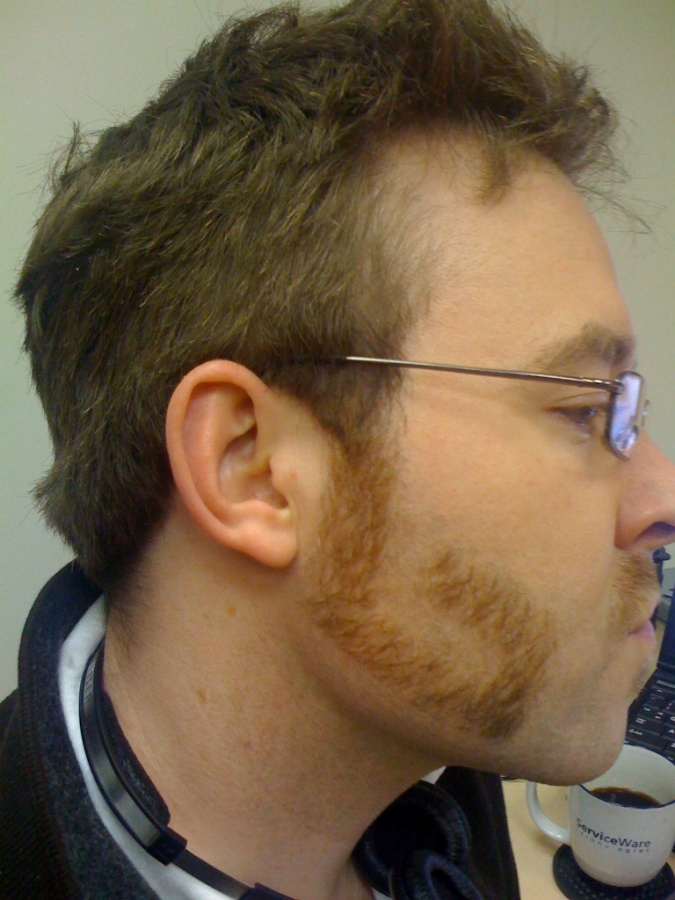 paul_sideburns1 Top 15 Most Common Trends & Fads in 1950's