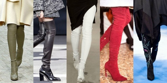 pic3 Top 10 Hottest Women's Boot Trends for 2019