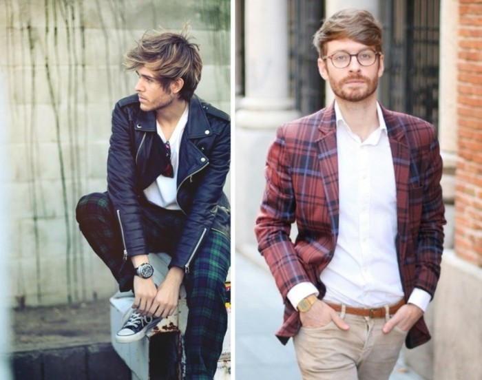 plaid 18+ Stylish Men's Fashion Trends Expected in 2020