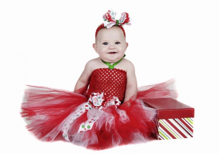 poshmodel018 25 Magnificent & Dazzling Collection of Crochet Dresses for Baby Girls