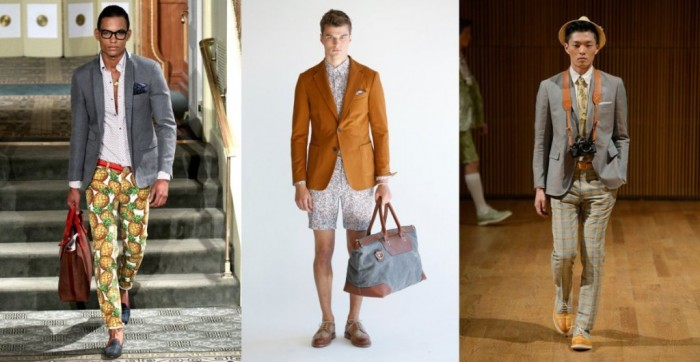 printed-pants 18+ Stylish Men's Fashion Trends Expected in 2020