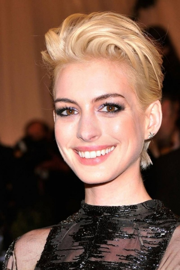 quiff-party-hairstyles-for-short-hair 25+ Hottest Women's Hairstyle trends Coming Back