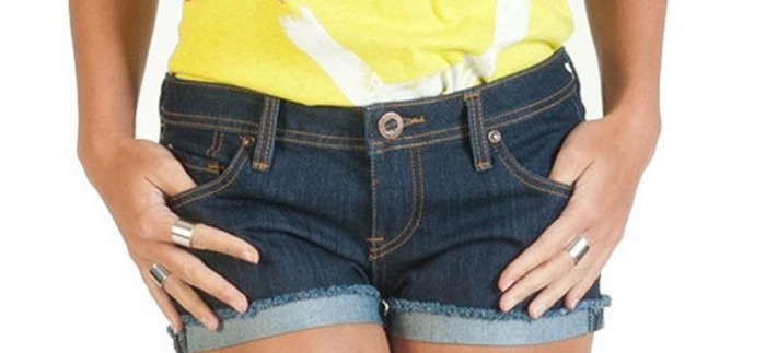 Short-shorts: There are many people who did not like this trend