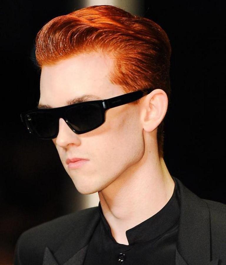 saint-laurent-6 +25 Hottest Men's Glasses Trends Coming in 2020