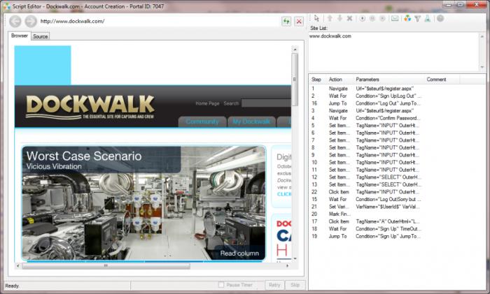 screenshot_macrorecorder Rank #1 in Google in Just Few Days with SEnuke XCr
