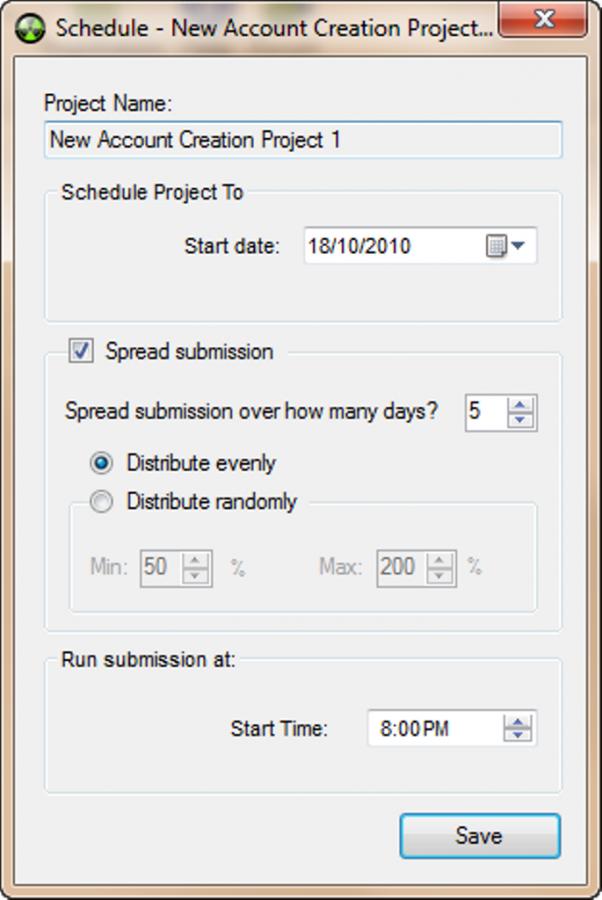 screenshot_scheduler Rank #1 in Google in Just Few Days with SEnuke XCr