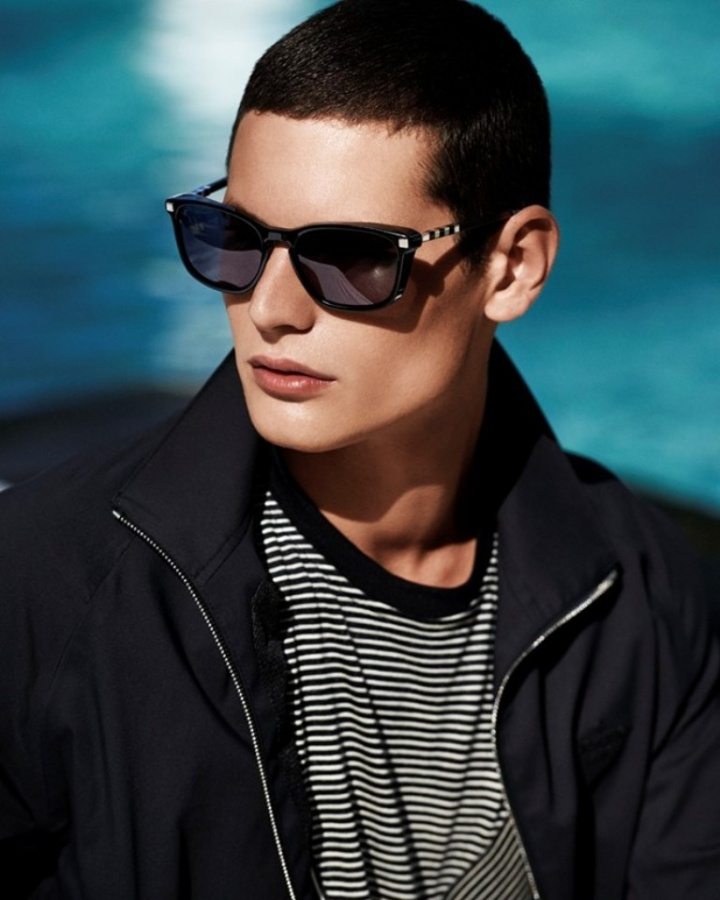 shade-that-glare-louis-vuitton-spring-summer-2014-sunglasses-collection_2 2017 Hot Trends in Men's Glasses