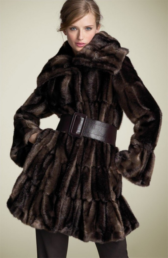 shelli-segal-faux-mink-coat Forecast: Top 10 Fashion Trend Trending for Fall & Winter 2020