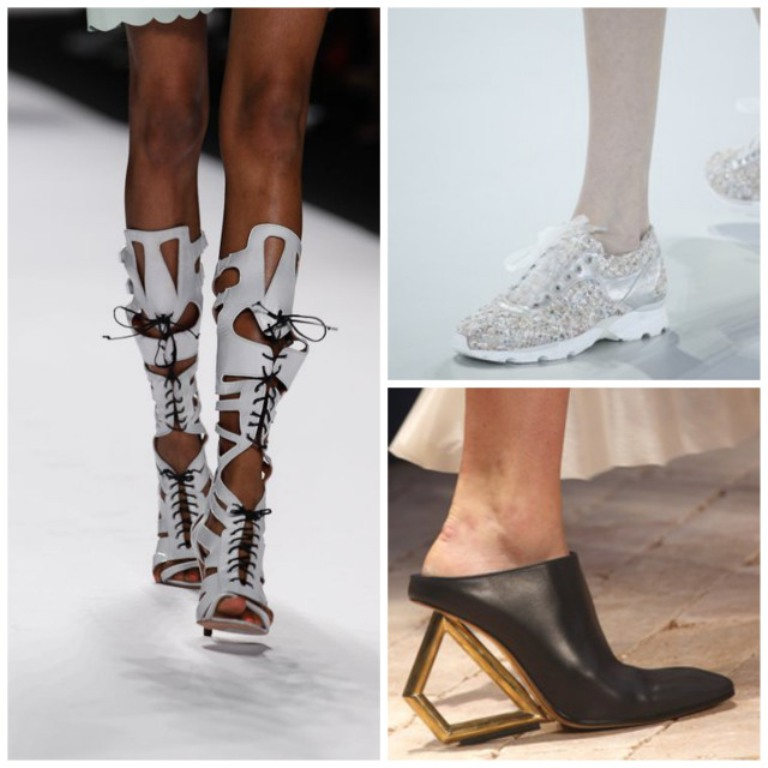 shoe-trends_spring-2014 20+ Hottest Shoe Trends for Women in Next Spring & Summer