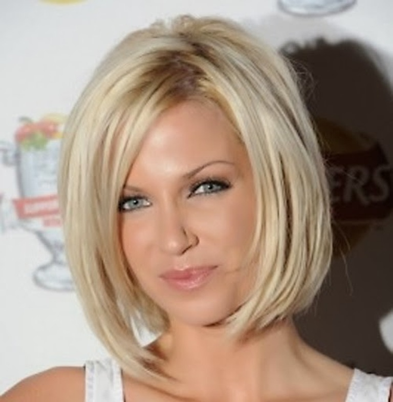 short-bob-haircut-trends-2014-short-haircut-style 25+ Hottest Women's Hairstyle trends Coming Back