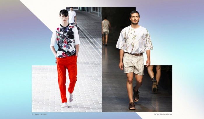 spring-summer-2014-fashion-trends-for-men-new-t-shirts-floral-prints Best 18 Men's Fashion Trends Expected in 2019
