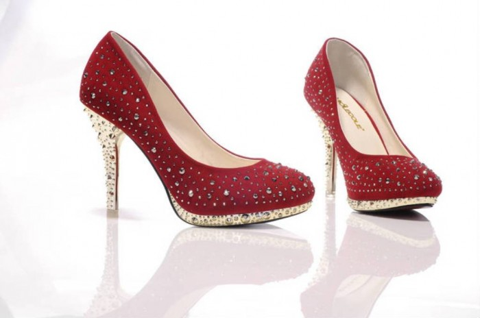 studded-shoes-2014-03 20+ Hottest Shoe Trends for Women in Next Spring & Summer