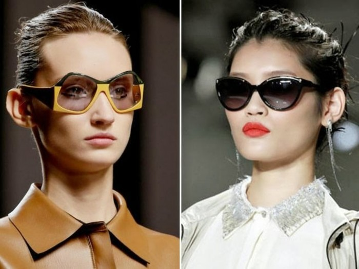 sunglasses3 2014 Latest Hot Trends in Women's Sunglasses