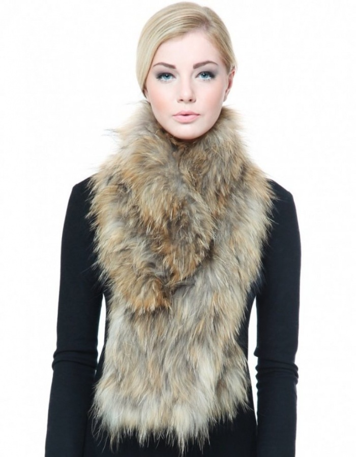 thick-fur-scarf Forecast: Top 10 Fashion Trend Trending for Fall & Winter 2019