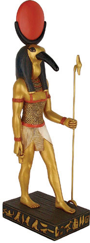 thoth_statue 39 Most Famous Pharaohs Gold Statues