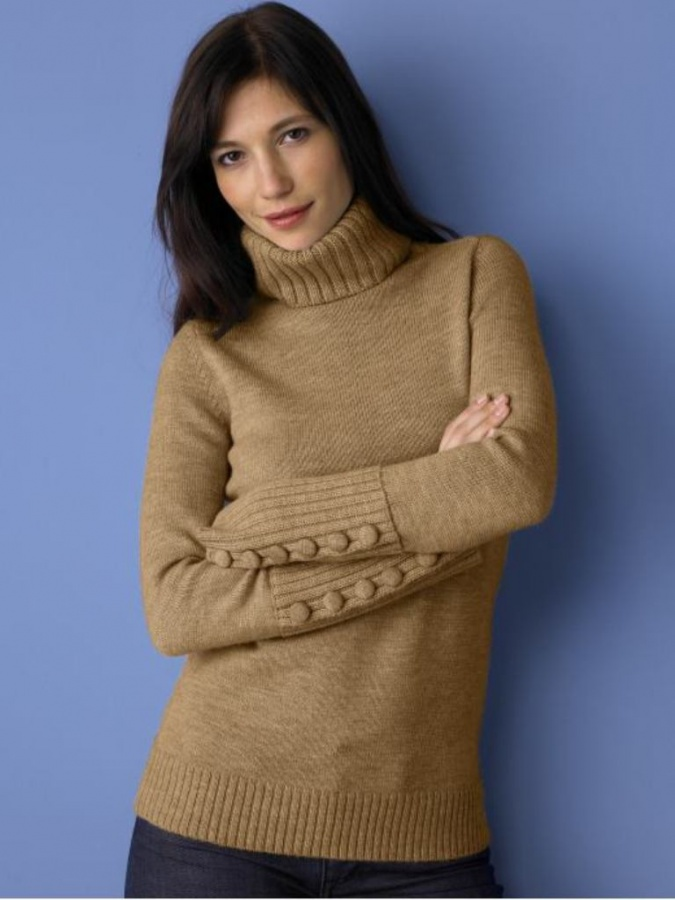 turtlenecks Forecast: Top 10 Fashion Trend Trending for Fall & Winter 2019