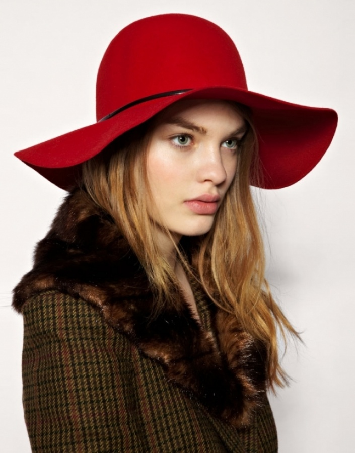 wide_brim_hat_asos_2 Top 15 Hat Trend Forecast for Fall & Winter 2020