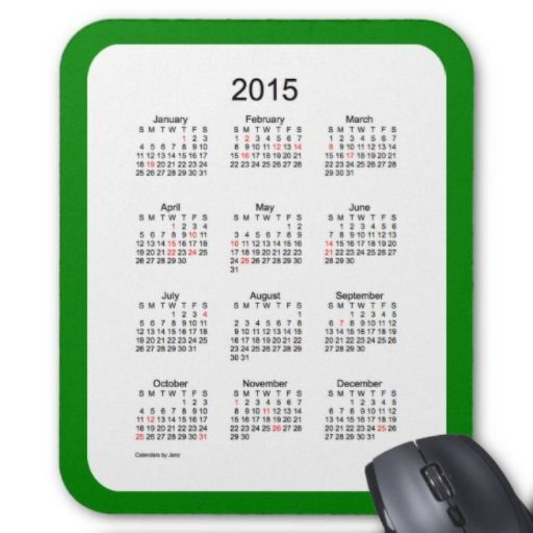 022db68a3b704e45dbfdc85bfc4f5374 Top 15 Holiday Calendar Designs [EXCLUSIVE] ...
