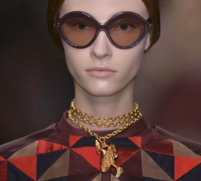15220-ready-to-wear-spring-summer-2014 20+ Hottest Necklace Trends Coming for Summer 2020