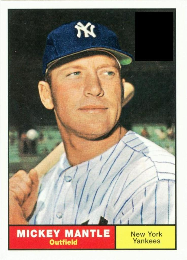 1961-MICKEY-MANTLE-REPRINT-ETOPPS-IN-HAND-CHROME-LIKE Top 10 Most Valuable & Expensive eTopps Sports Cards