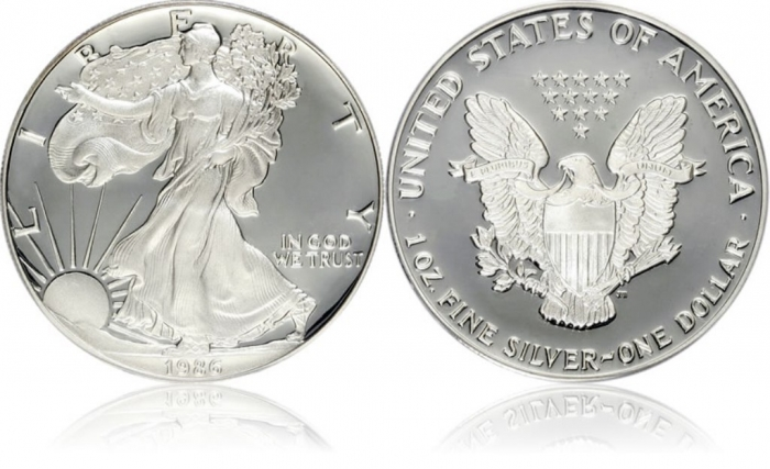 1986-Silver-Eagle2 Best American Eagle Silver Dollars