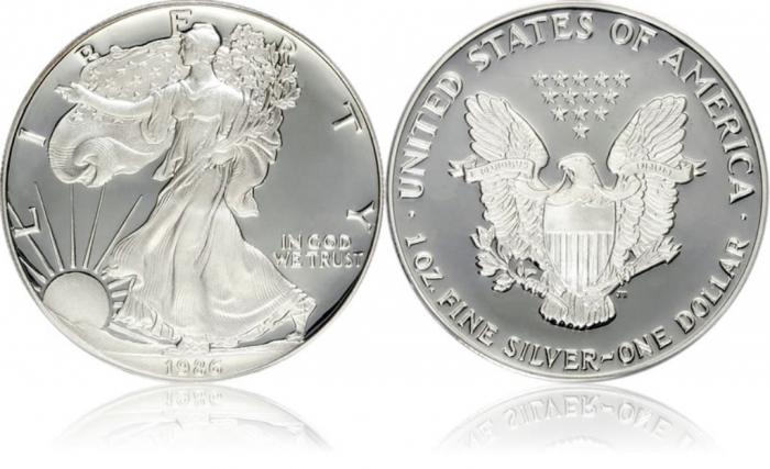 1986-Silver-Eagle2 2015 American Eagle Silver Dollars