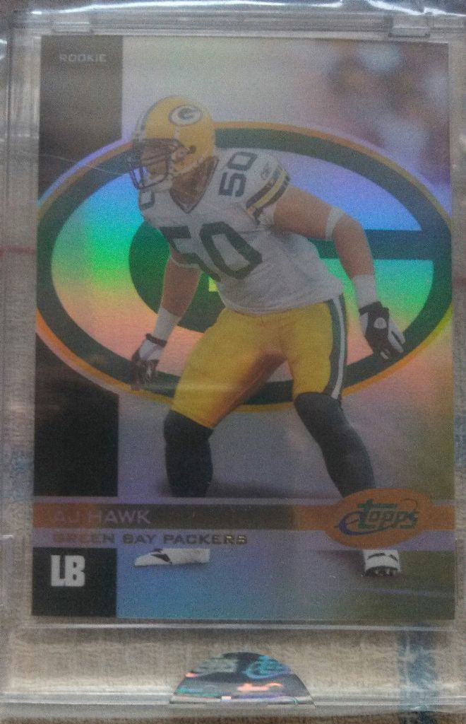 2006-AJ-Hawk-eTopps-IN-HAND-89183 Top 10 Most Valuable & Expensive eTopps Sports Cards