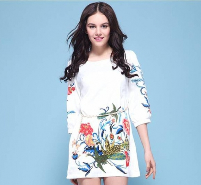 2014-Spring-New-Fashion-Women-s-font-b-Clothing-b-font-font-b-Europe-b-font 35+ Latest European Fashion Trends for Spring & Summer 2019