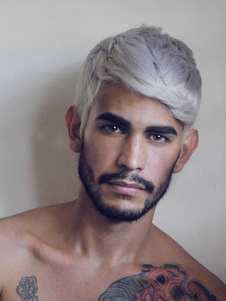 2014-trends-mens-hair-colour-fringe-style-haircut 20+ Best Chosen Men's Hair Color Trends for 2019