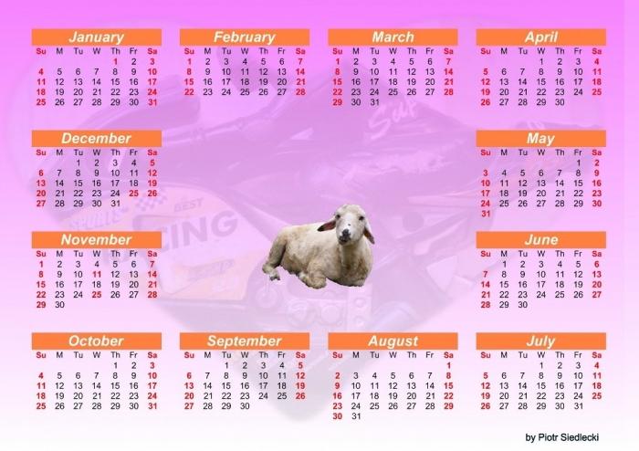 2015-calendar-2 Best 15 Printable Calendar Templates