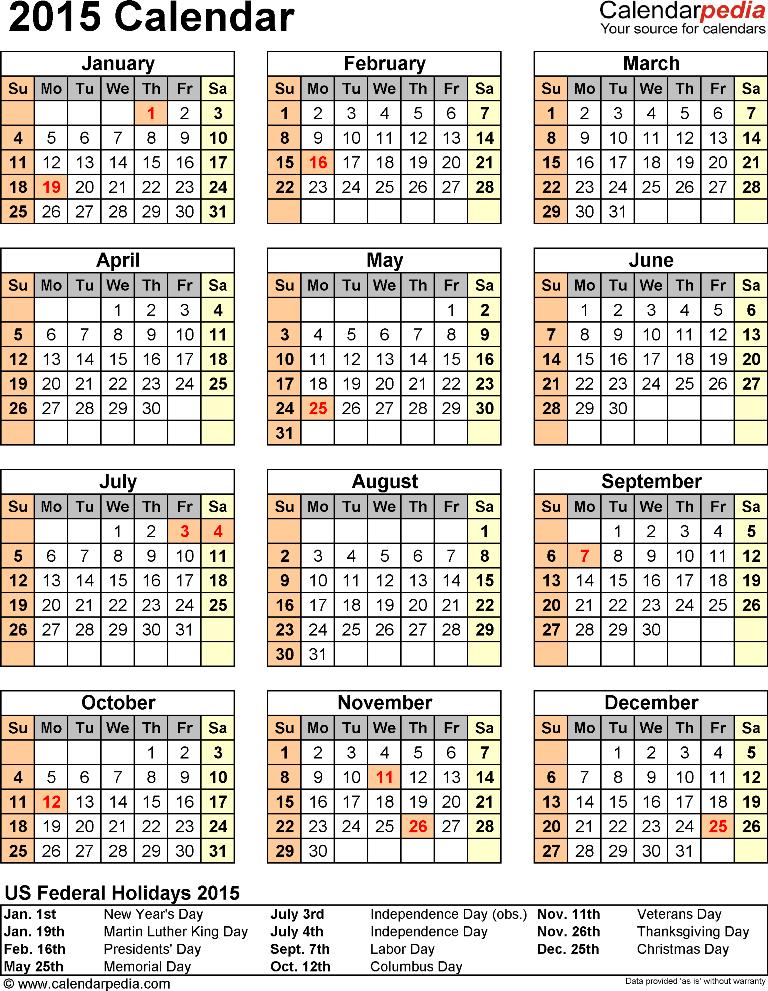 2015-calendar-p Top 15 Holiday Calendar Designs [EXCLUSIVE] ...