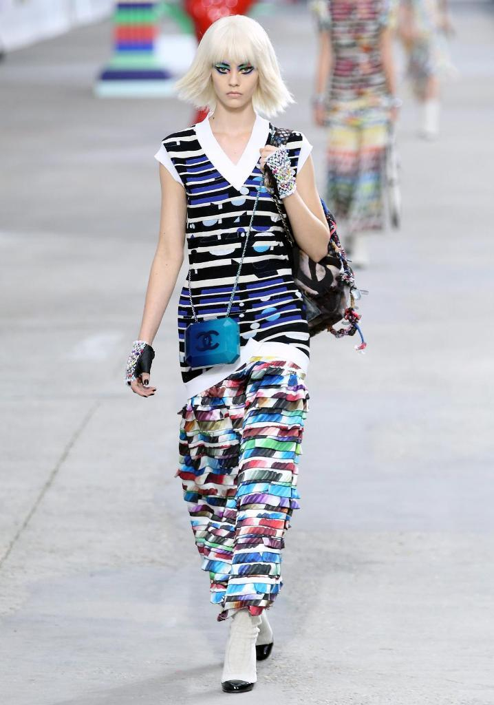 Chanel RTW Spring 2014 (With images) | European fashion