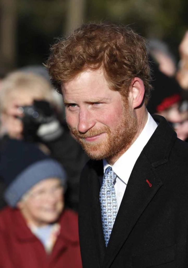 AP_PrinceHarryBeard Top 10 Hottest Beard Styles for Men for 2020
