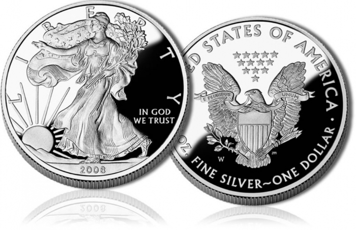 American-Silver-Eagles Best American Eagle Silver Dollars