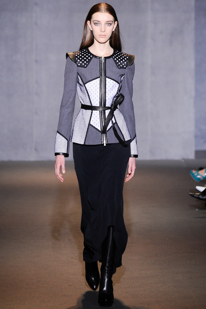 Andrew-Gn-Fall-Winter-2014-2015-Fashion-Trend-Looks-For-Women-1 20 Elegant Jacket & Coat Trends for Fall & Winter 2020