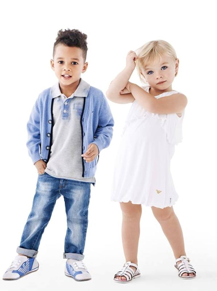 Armani-Junior-Spring-Summer-2014-for-Kids-3 Junior Kids Fashion Trends for Summer 2019