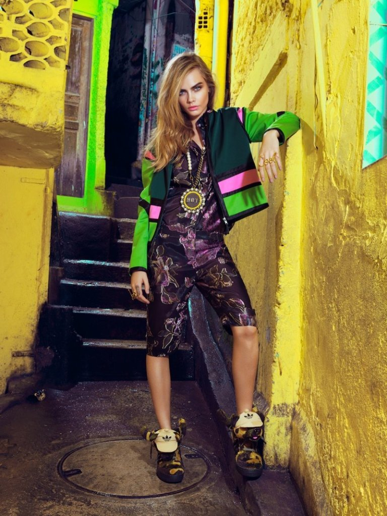 Cara-Delevingne-Photography-for-Vogue-Spring-Summer-2014-Fashion-Trend Latest European Fashion Trends for Spring & Summer 2017 ... [UPDATED]