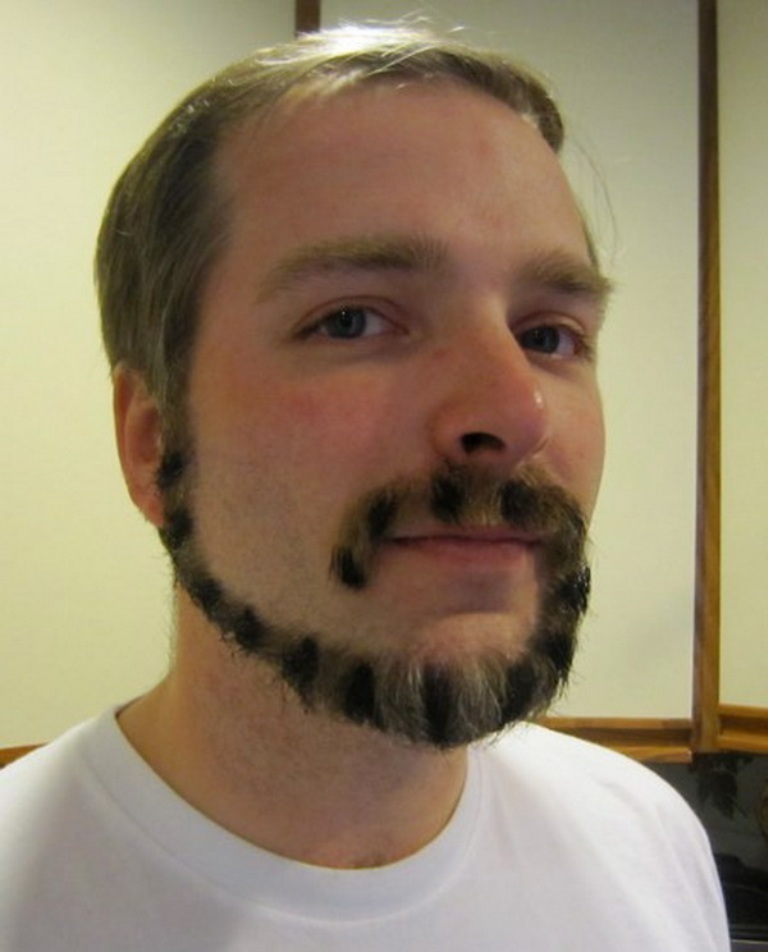 Cool-Monkeytail-Beards-for-Men-2014 Top 10 Hottest Beard Styles for Men for 2020
