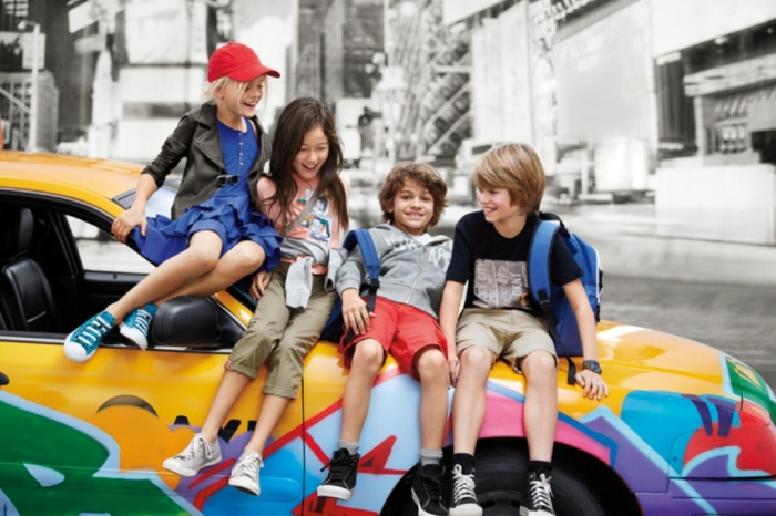 DKNYSP14_81 Junior Kids Fashion Trends for Summer 2014