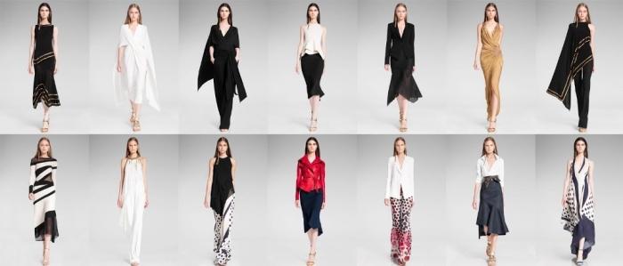 Donna-Karen-Resort-2014-Runway-Fashion Top 10 Fashion Trends from Resort