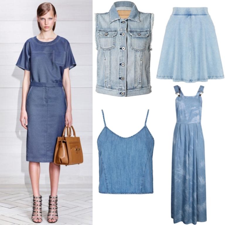 Dressy-Denim Top 10 Fashion Trends from Resort